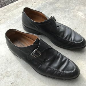 Johnston & Murphy monk strap dress shoes 13 men